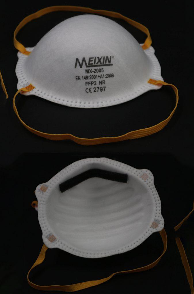 FFP2 Schutzmasken Modell MX-2005